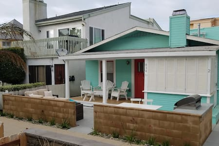 Ocean Bay Cottage 1 - Steps to the Beach & Bay