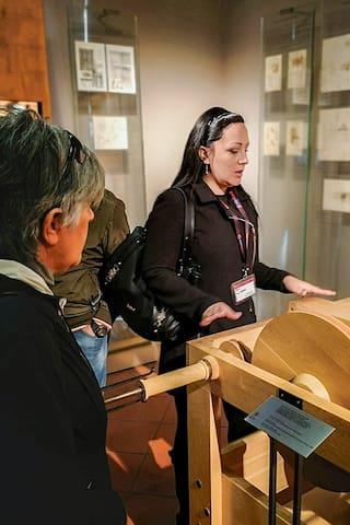 塞拉瓦莱皮斯托耶塞的体验