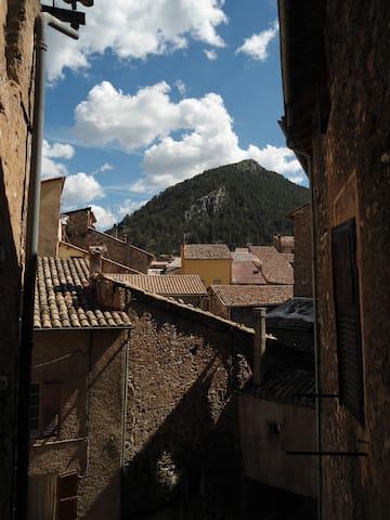 卡斯泰朗(Castellane)的民宿