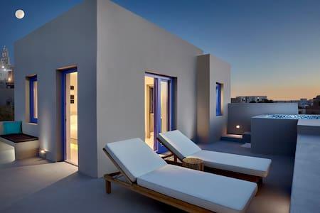 Luxury Studio Villa in Santorini (NEW)