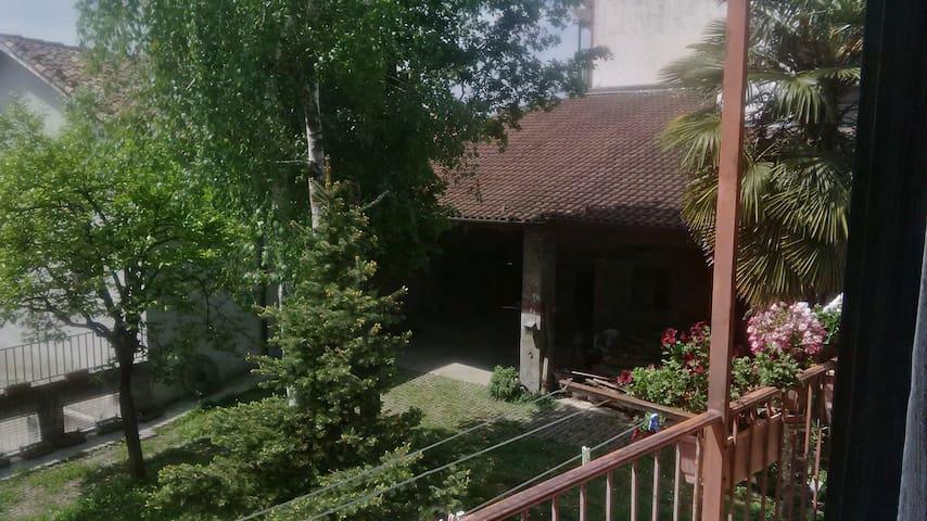 Montiglio Monferrato的民宿