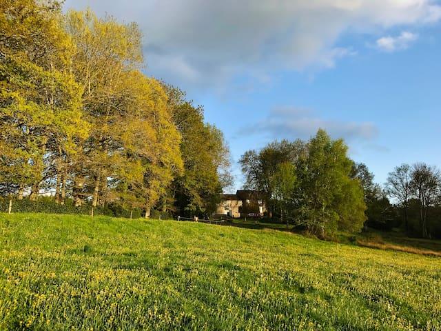 Saint-Yrieix-la-Montagne的民宿