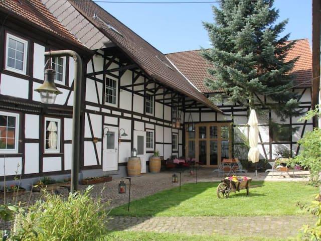 Hörden am Harz的民宿