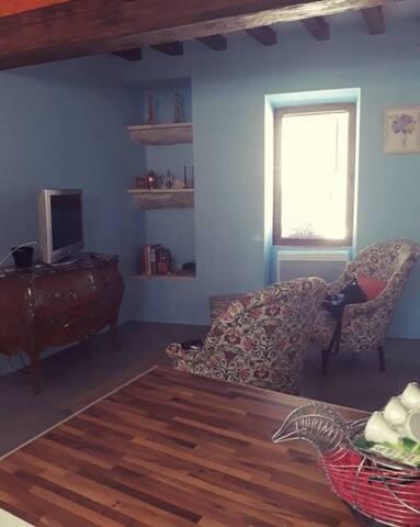 Charmant appartement bourguignon