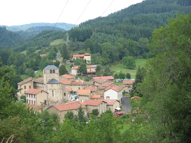 Saint-Vert的民宿