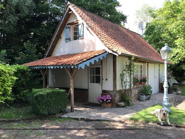 La maisonnette près d'Amiens