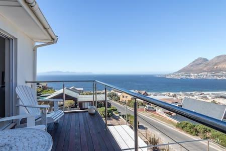 (1 ) Sun Sea Sleep -  Simon's Town, Cape Town