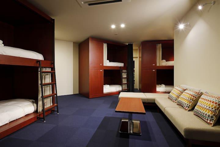 函馆市的民宿