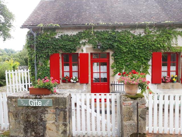 Buxières-les-Mines的民宿