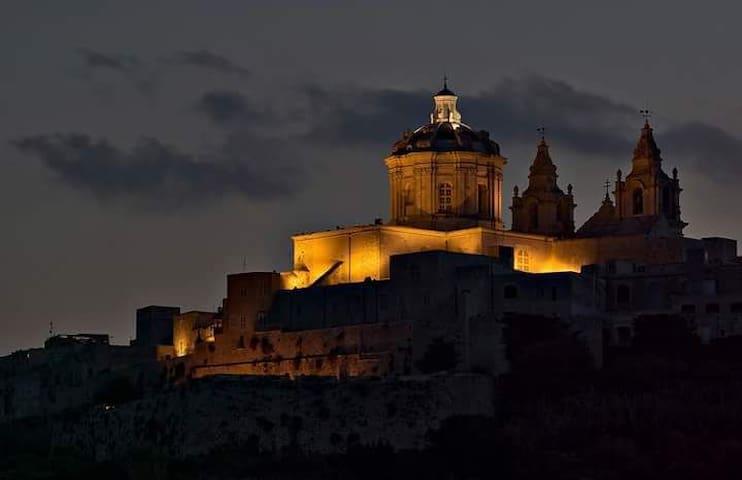 Ħ'Attard的民宿