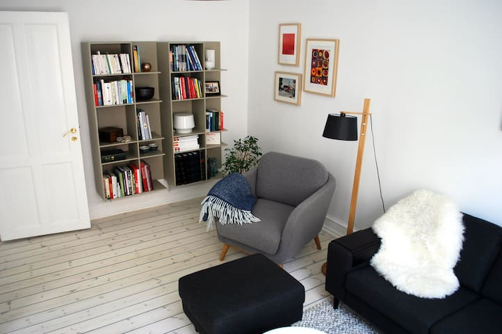 Cosy room in Frederiksberg!