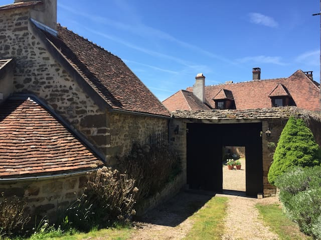 Montigny-sur-Armançon的民宿