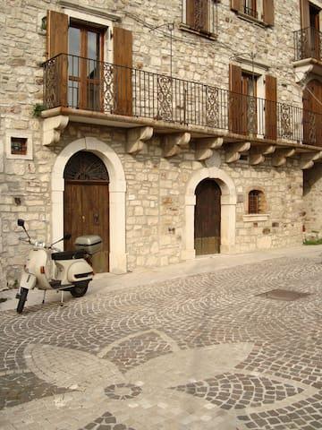 Castelpagano的民宿