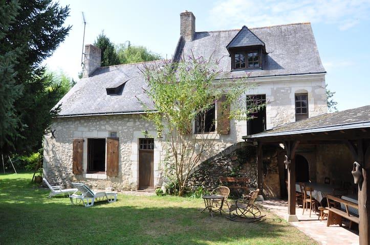 Le Guédeniau的民宿