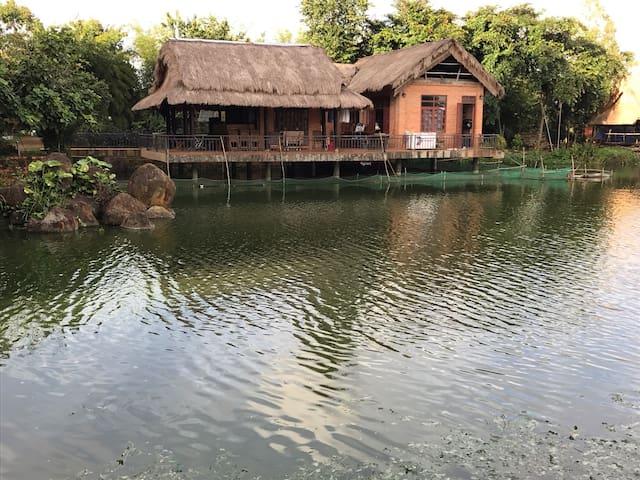 Đắk Mil的民宿