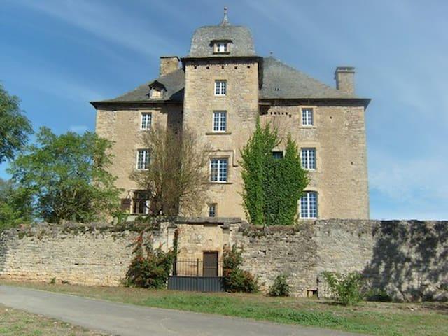 Saint-Saturnin-de-Lenne的民宿