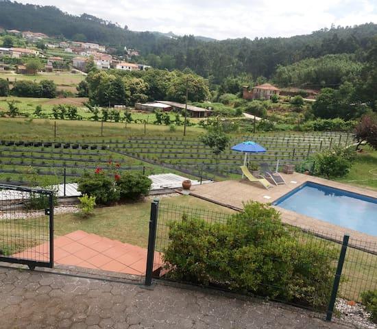 Santa Maria da Feira的民宿