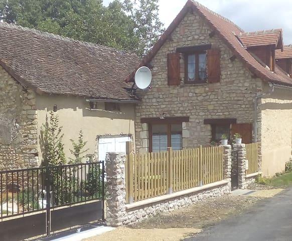 Vicq-sur-Gartempe的民宿