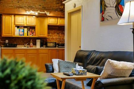 ✍Historic Loft Suite @ Downtown Albany