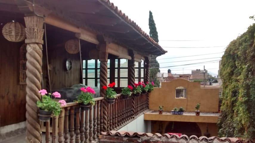 La Barca的民宿