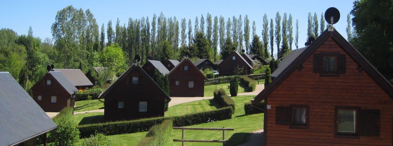 Auquainville的民宿