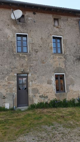 Châteauponsac的民宿
