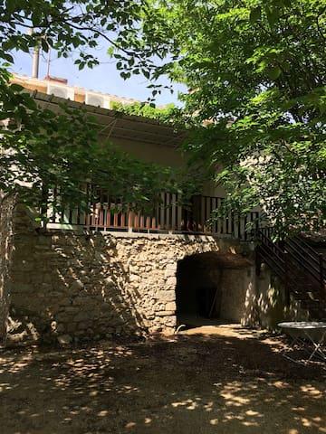 Vallérargues的民宿