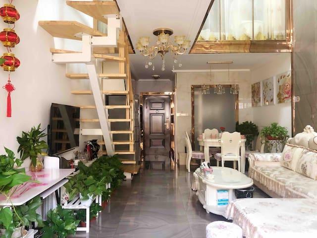 桂林的民宿