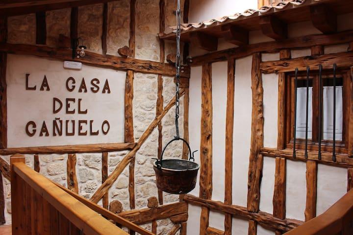 Valle de Tabladillo的民宿