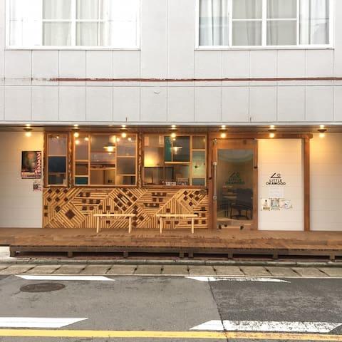 Ōkawa-shi的民宿