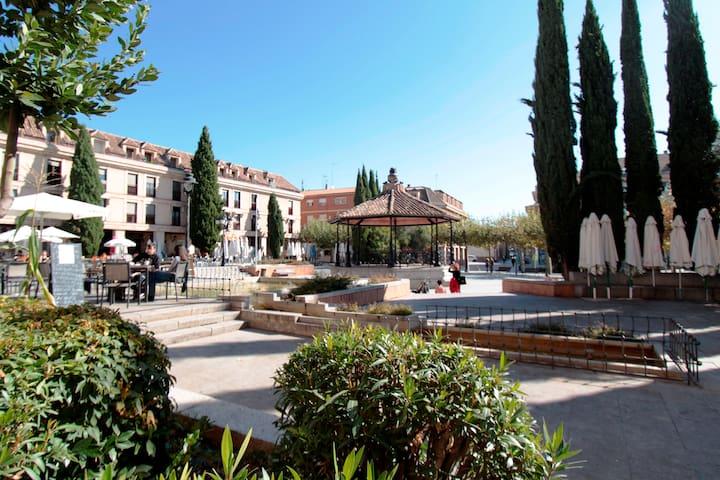 Las Rozas de Madrid的民宿