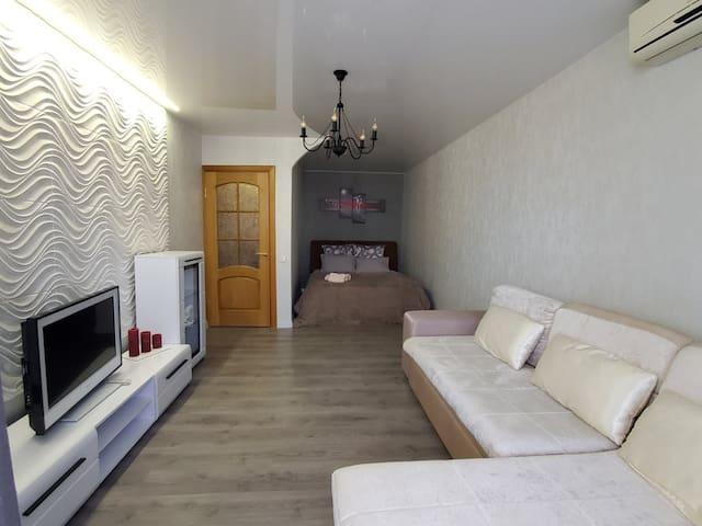 Элитное жилье в центре Тирасполя.