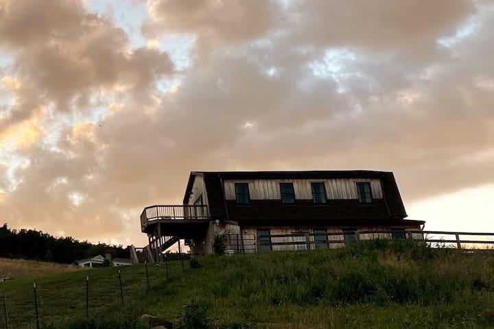 Round Hill的民宿