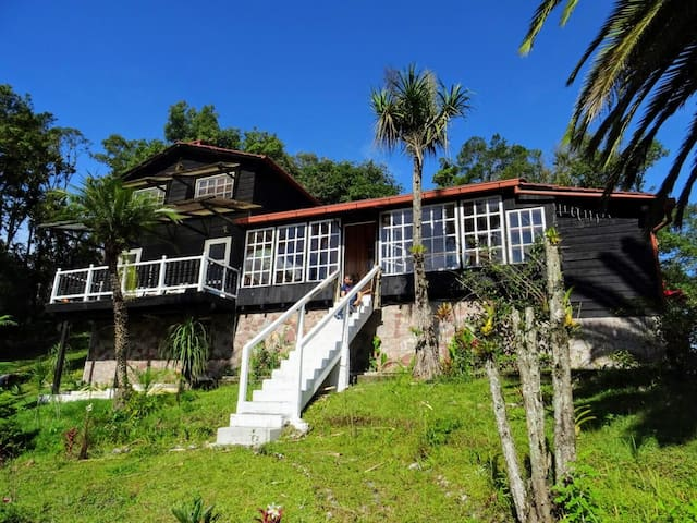San Cristóbal Verapaz的民宿
