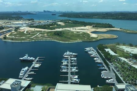 Panoramic Harbour View @ Imperia, Puteri Iskandar