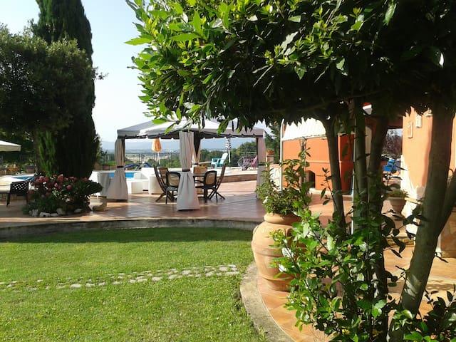 San Lorenzo Nuovo的民宿
