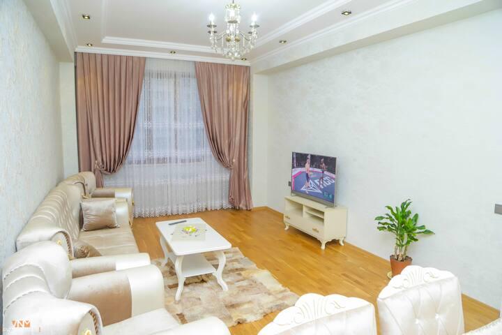 Baku的民宿