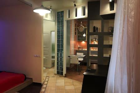 Comfortable private studio-apartments
