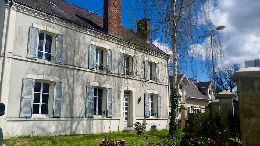 Villers-aux-Bois的民宿