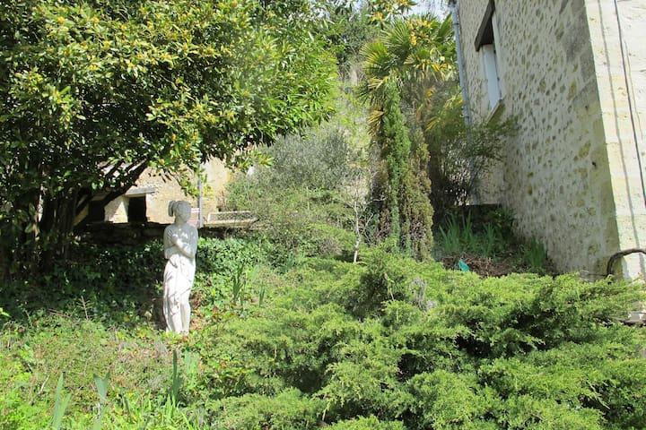 Civray-de-Touraine的民宿