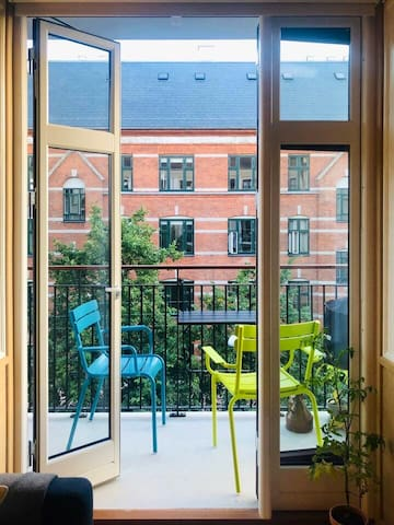 An oasis in the heart of Nørrebro