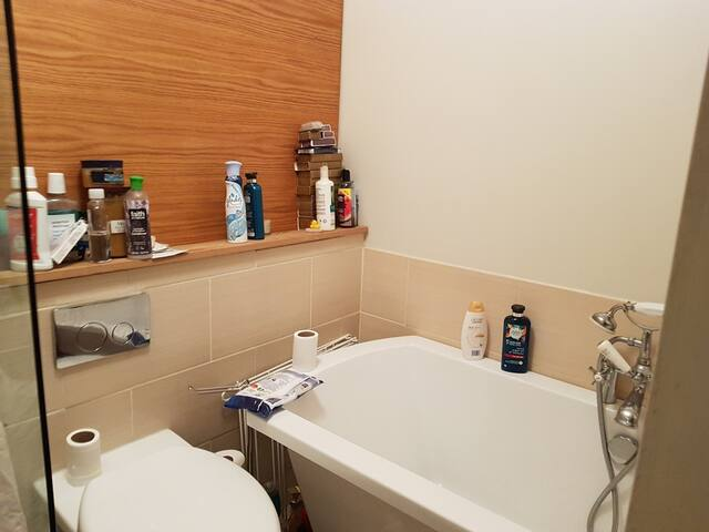 Clean, safe and relatively Central flat