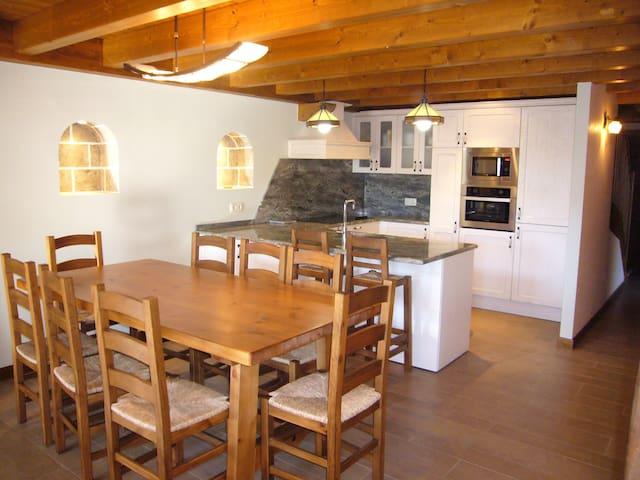 Apartamento rural en plena naturaleza en Navarra