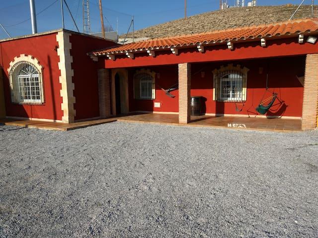 Villanueva de las Torres的民宿