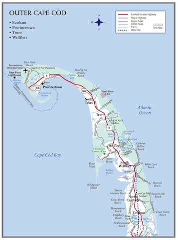 Outer Cape Guidebook