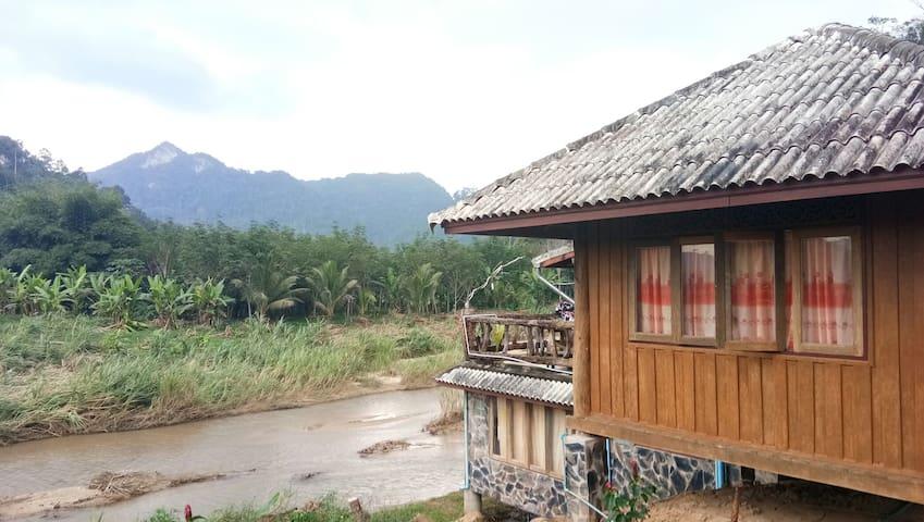 Tambon Krung Ching的民宿