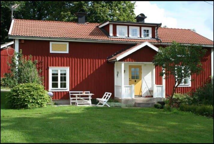 Lindesby的民宿