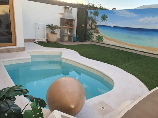Playa Blanca的民宿