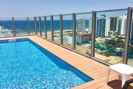 Luxury Ocean View,near Beach! Amenities/gge/5stars
