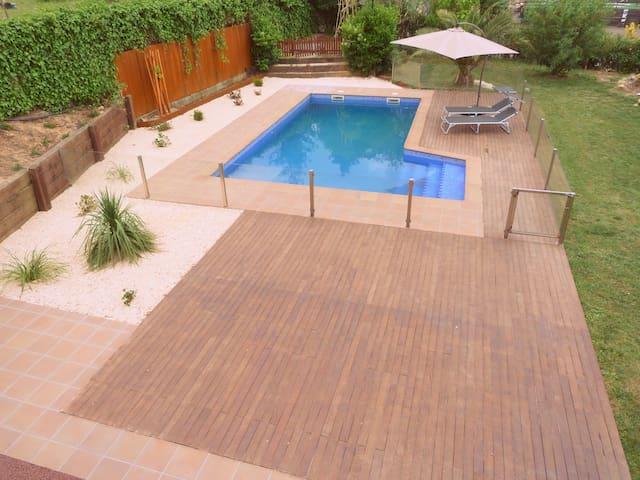 Bungalow acogedor con piscina